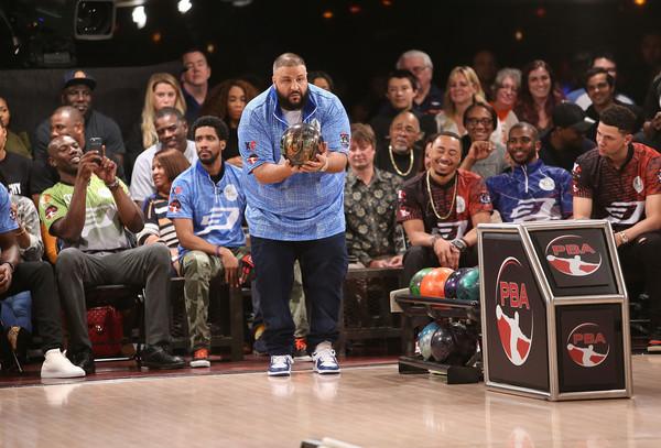 DJ Khaled Bowling Skills