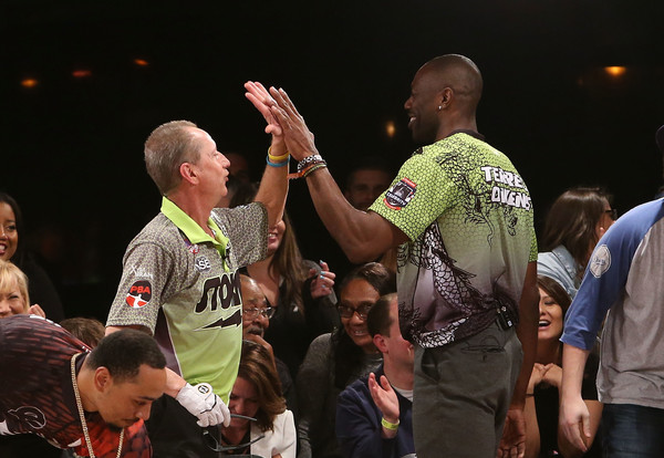Terrell Owens At State Farm Chris Paul PBA Celebrity Invitational
