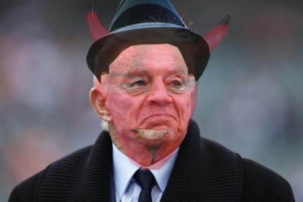 Jerry Jones Made a Deal with the Devil?