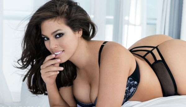 SI Covergirl Ashley Graham's Latest for V Magazine
