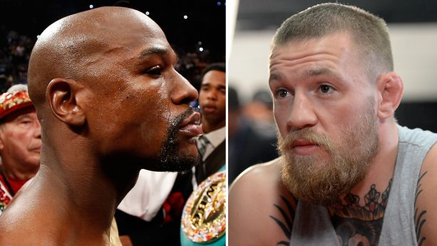 Floyd Mayweather: Shots Fired at Conor McGregor