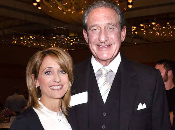 Falcons Owner Arthur Blank Has a Super Young Wife