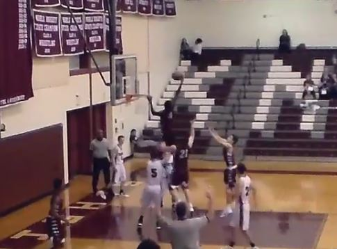 Crazy High School Alley-Oop