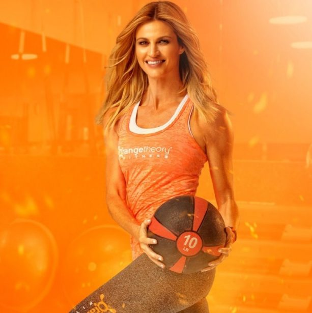 Erin Andrews Selling OrangeTheory Fitness