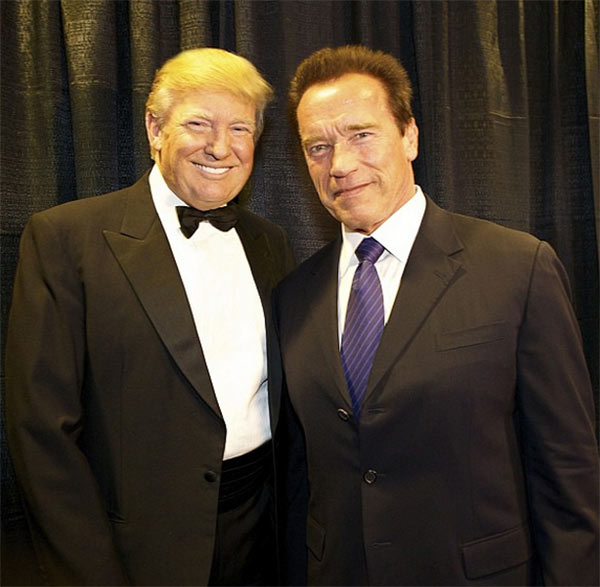 Schwarzenegger Fires Back at Trump's 'Apprentice' Ratings Diss