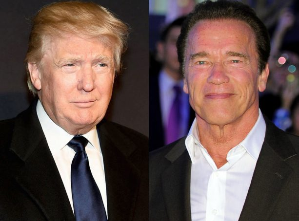 Arnold Schwarzenegger Finally Makes Sense