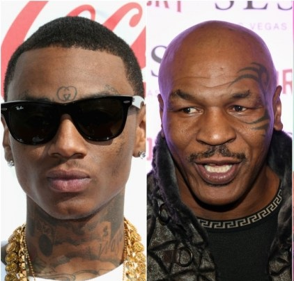 Soulja Boy Has Big Balls, Goes off on Mike Tyson