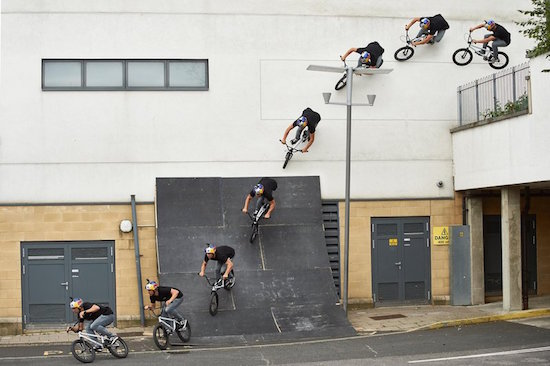 BMX Rider Has The Biggest Wall Rides Ever?