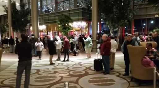 Boston Hotel Where Steelers Are Staying Evacuated At 3 AM After Someone Pulled The Fire Alarm