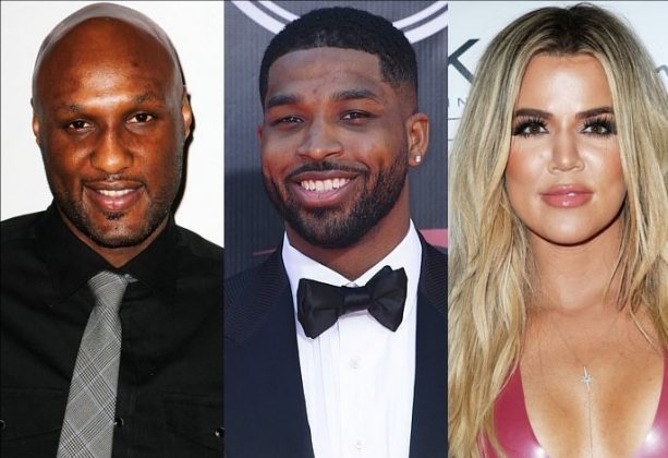 Tristan Thompson Warns Lamar Odom to Stay Away from Khloé or Else