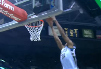"This Ridiculous Dunk by Giannis Antetokounmpo Is Why They Call Him The ""Greek Freak"""