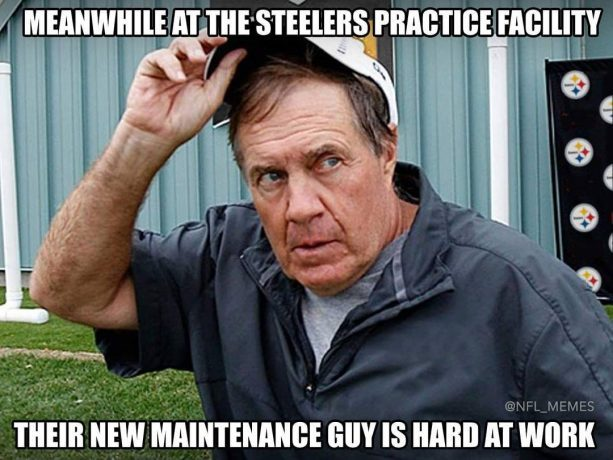 The Best Tweets From the Steelers Locker Room Coming Down with the Flu