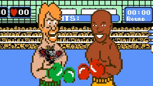 Floyd Mayweather Fights Conor McGregor in Mike Tyson's Punch Out