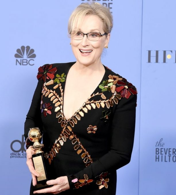 MMA Boss Invites Meryl Streep to a Fight after She Ripped Mixed Martial Arts