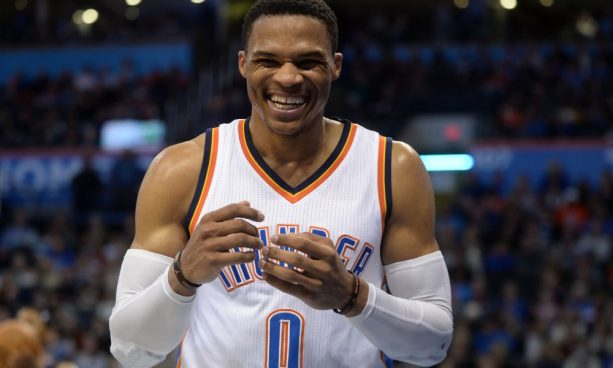 Russell Westbrook trolled Milwaukee with a 'Discount Double-Check'