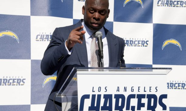 New Chargers Coach Makes Mistake, Calls Team San Diego