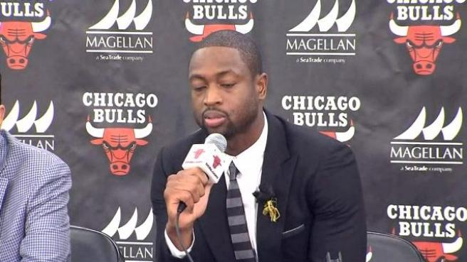Dwyane Wade Apologizes To Fans On Twitter After Bulls Take Another L
