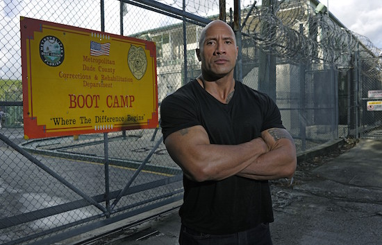 The Rock's New HBO Documentary