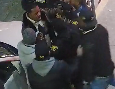 Joey Porter Getting Arrested Video Hits The Internet
