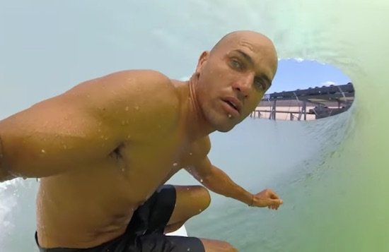 Endless Perfection at Kelly Slater's Wave Pool