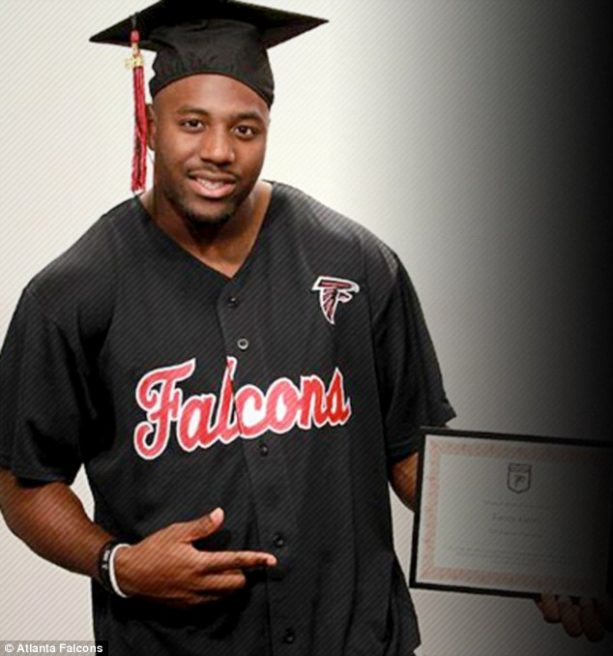 Former Falcon Torrey Green Speaks From Jail