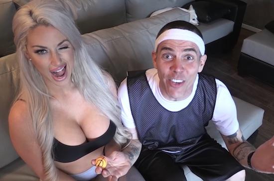 Titty Trick Shots 2: Basketball – Steve-O