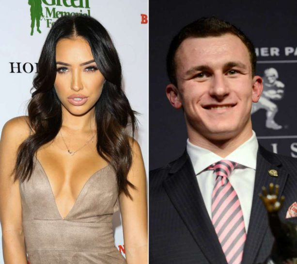 Things are Progressing for Johnny Manziel and his Girlfriend