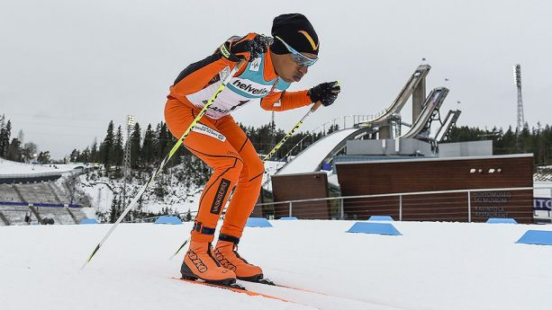 Meet the World's Worst Skier Ever