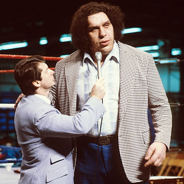 WWE & HBO Are Teaming Up For An Andre The Giant Documentary