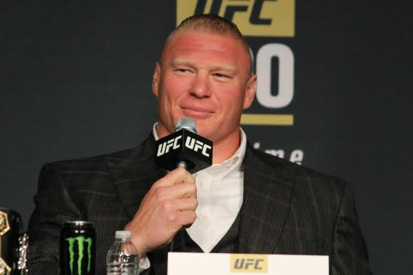 Brock Lesnar Retires From MMA AGAIN