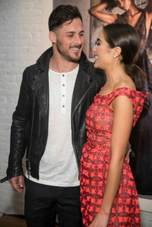Danny Amendola all about Olivia Culpo and NYFW