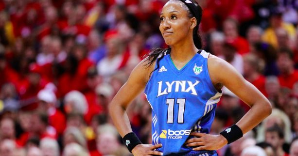 WNBA Player Quits Because Of Straight Bashing?
