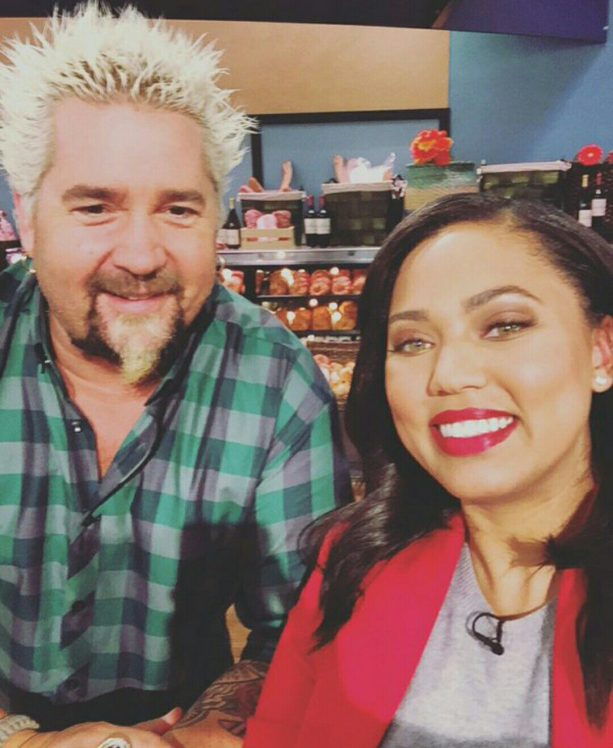 Ayesha Curry is Super Close to Ultimate Douche Lord Guy Fieri
