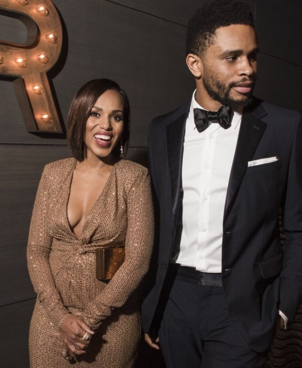 Kerry Washington Marries a Black Man, And Yet She STILL Remains the Embodiment of What BB&W Is About