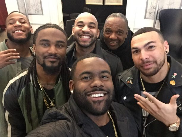 Mark Ingram and Saints Turned Down From the Club for Being too Urban