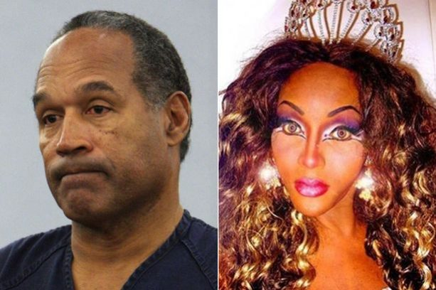 OJ Simpson Had a Prison Love Affair with Transsexual Jazmena Jameson