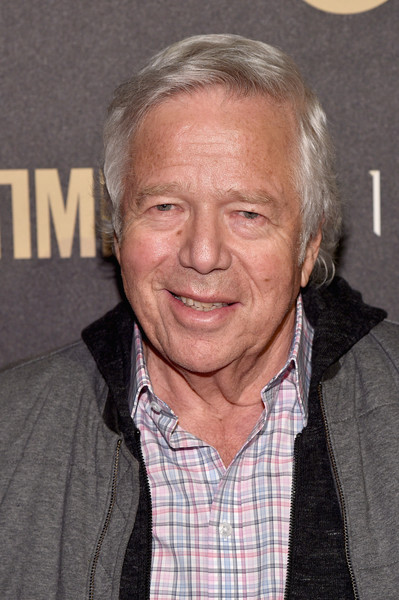 Robert Kraft At Showtime and Elit 'Billions' Season 2 Premiere