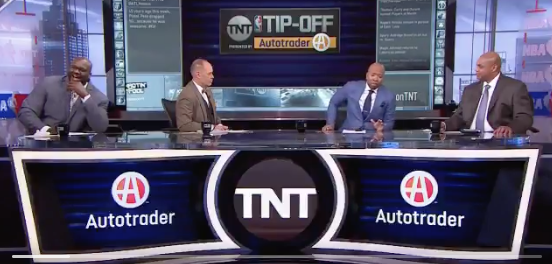 Things Got Heated Between Barkley & Shaq While Arguing Over LeBron