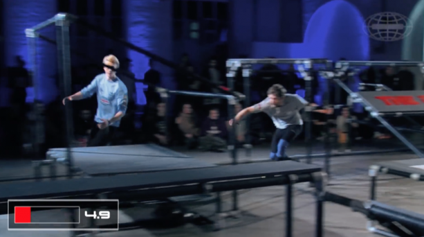 Parkour Tag Championships – Highlights
