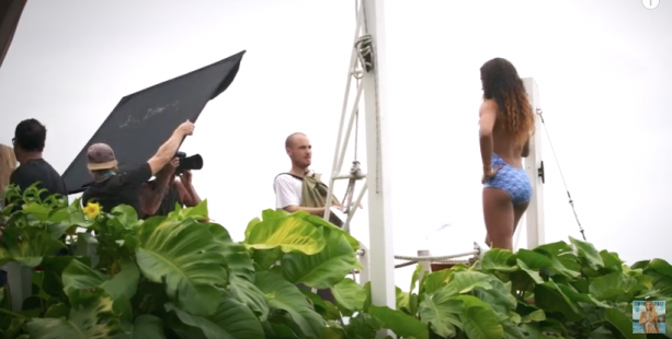 Alex Morgan, Skylar Diggins Trade Uniforms For Guana Island For Sports Illustrated Swimsuit