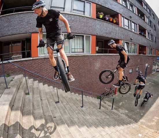 BMX – EMILE BOUWMAN IS A SAVAGE!
