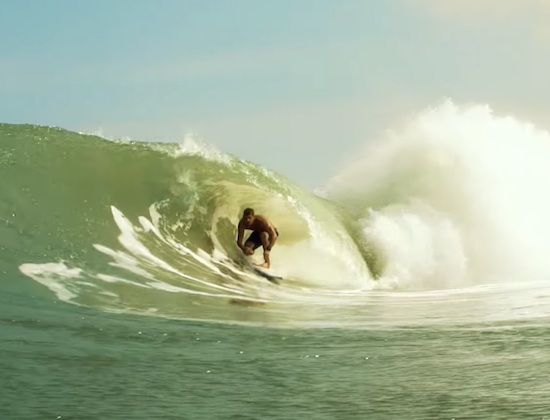 Ain't No Wave Pool – Mick Fanning on #TheSearch by Rip Curl