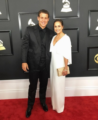 Anthony Rizzo Grabbed his Chance at the Grammys