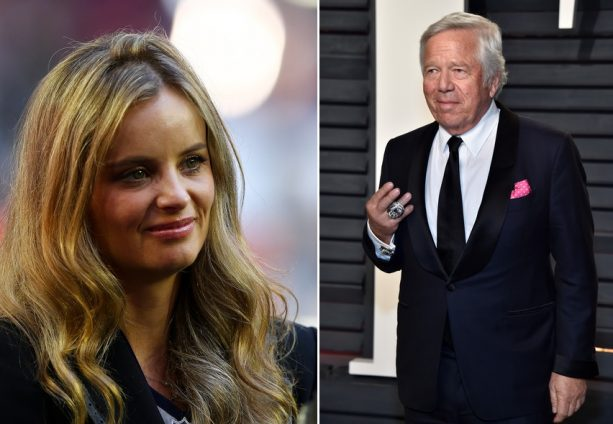 Robert Kraft and Girlfriend Totally Over and Done With?