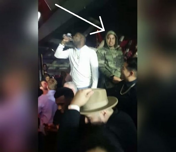 Dak Prescott Clubbin' in Houston