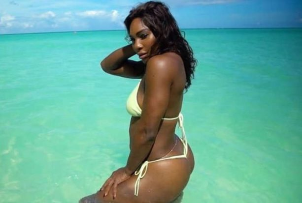Serena Williams' Is Unbreakable: 'I'm A Thong Girl Now'