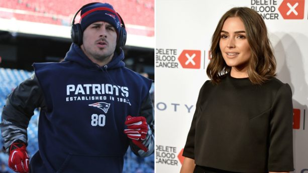 Danny Amendola And Olivia Culpo Celebrate at the Club