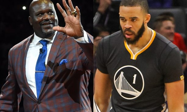 Shaq and Javale McGee Engage in World War II