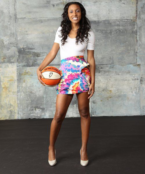 Candice Wiggins Quit WNBA because of Reverse Discrimination