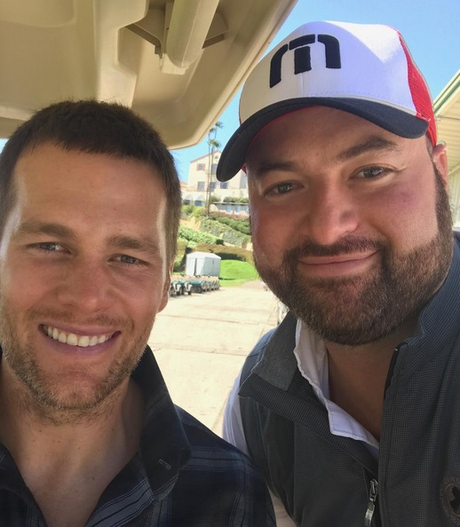 Tom Brady's Golf Attire Isn't Very GOAT Like